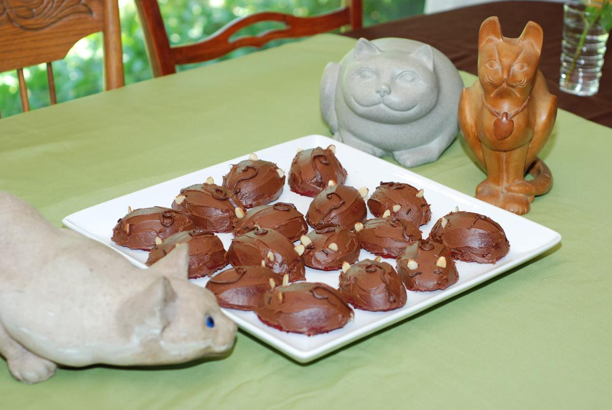 Birthday Cakes Pork Chop Tuesday