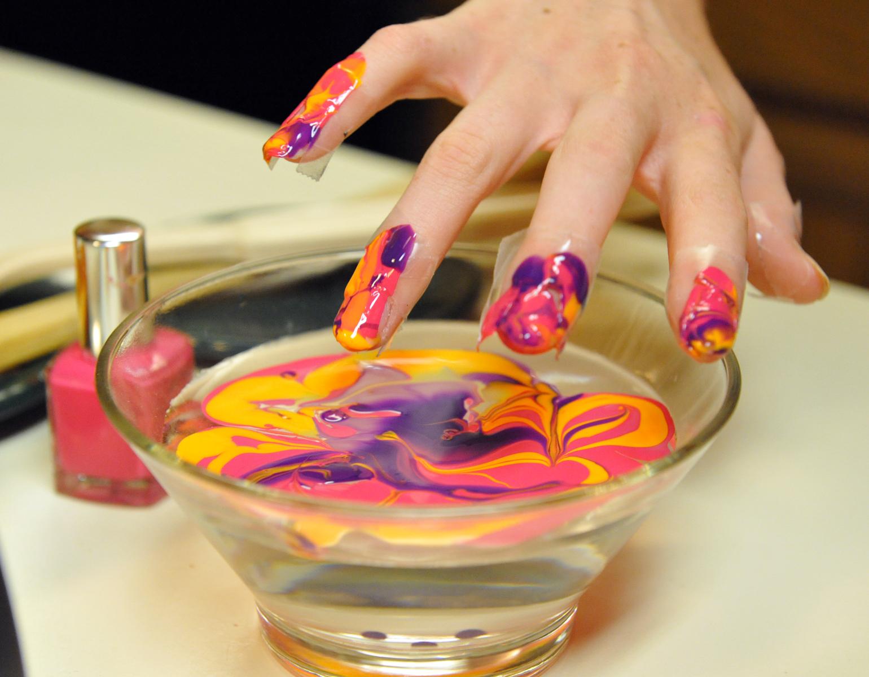 fingernail polish | Pork Chop Tuesday