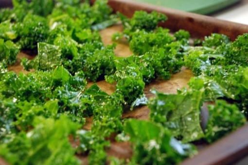 more kale