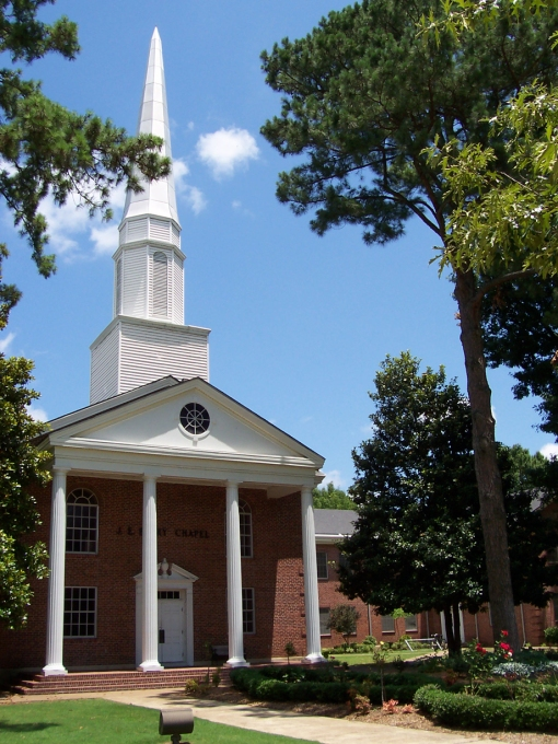 Berry Chapel Ouachita
