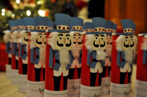 nutcracker army