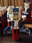 Nutcracker with hat