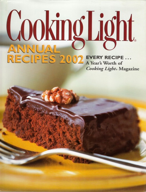Cooking Light 2002