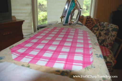 ironed