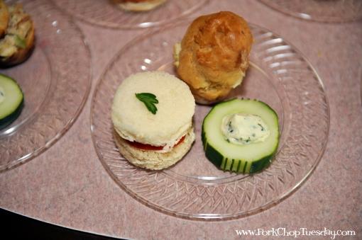 Savory Tea Plate 2