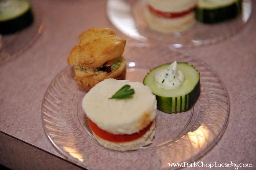 Savory Tea Plate 3