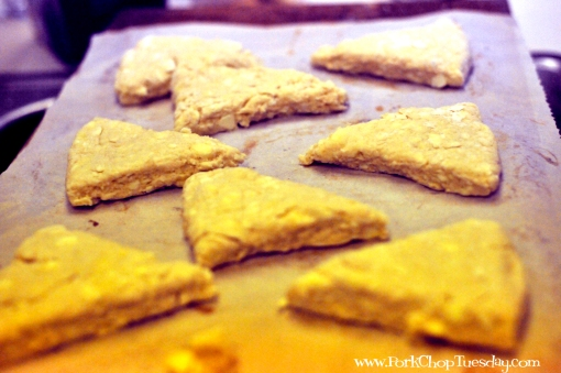 bake on parchment paper