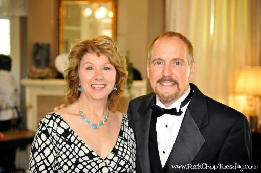 Kathy and Randy