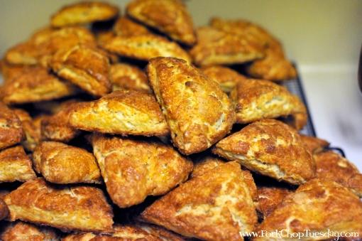 pile of scones