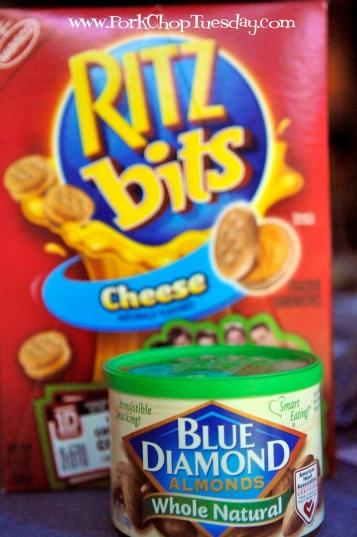 Camp snacks