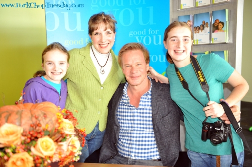 with P.Allen Smith