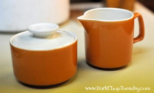 Pumpkin Spice Cream and Sugar