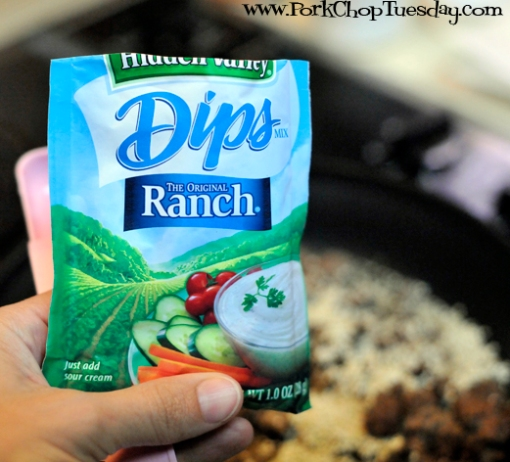 Ranch Dip