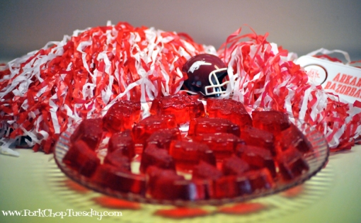 Razorback Jello shrine