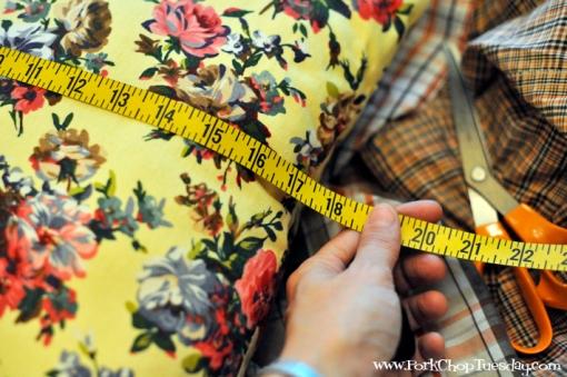 Measure twice-cut once