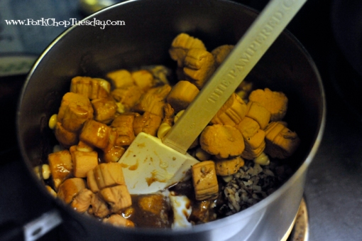use pumpkin spice marshmallows