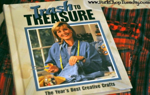 Trash to TReasure Craft book