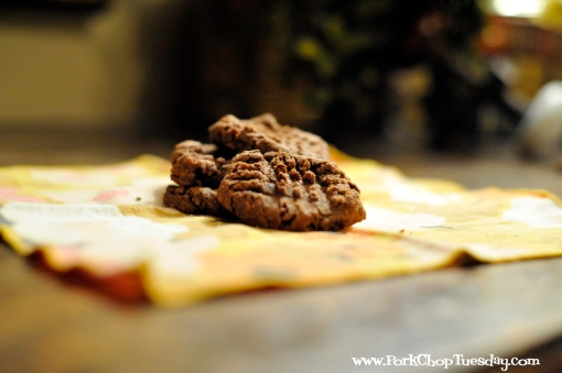 Nutella cookies 2