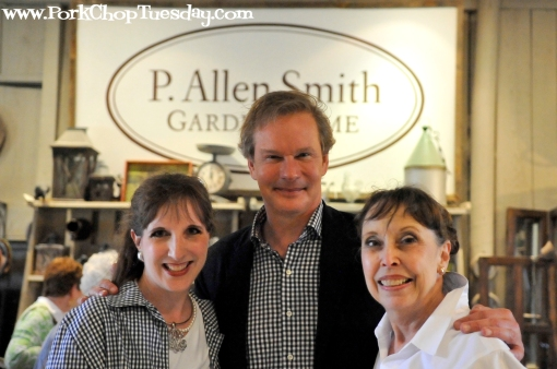 with P. Allen Smith