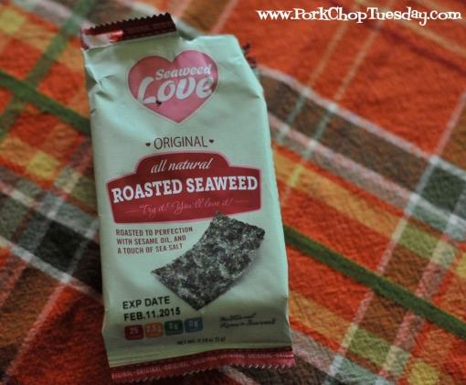 Seaweed Love package