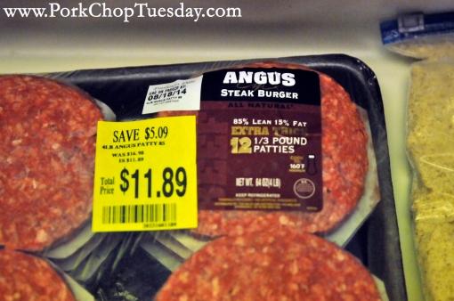 bargain meat