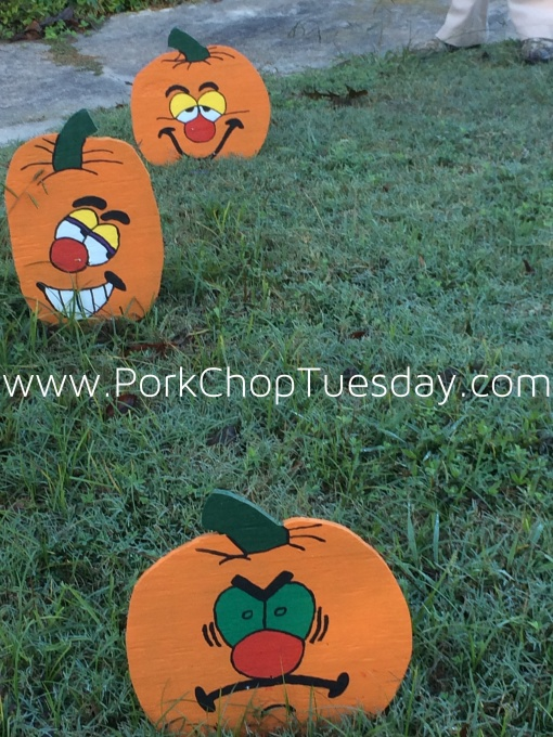 pumpkin cut outs