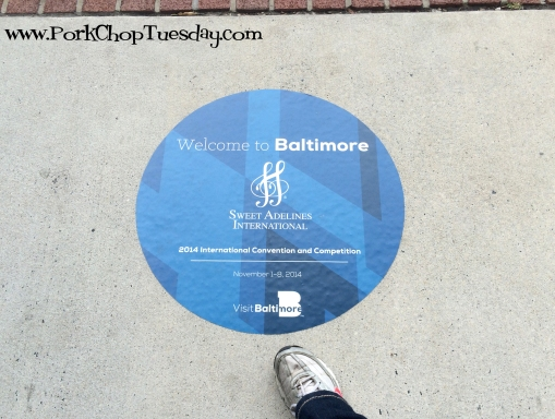 Baltimore Welcome