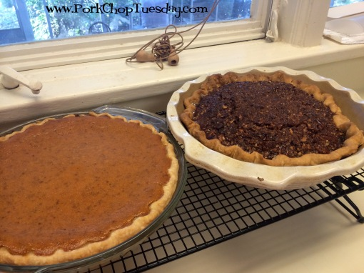 cooling pies