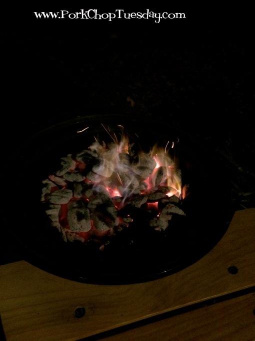 reduced coals