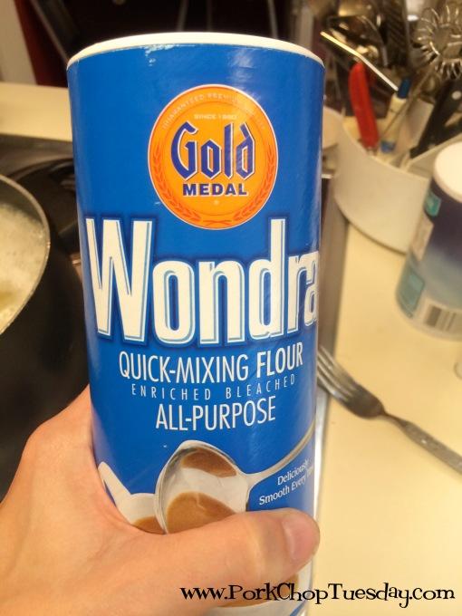 Wondra flour