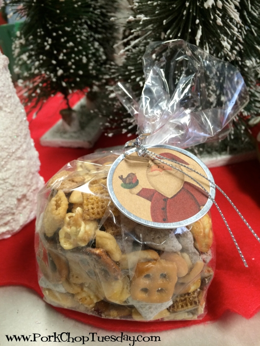 Chex Mix gift