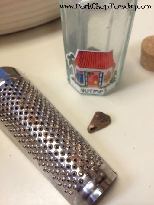 Nutmeg grater