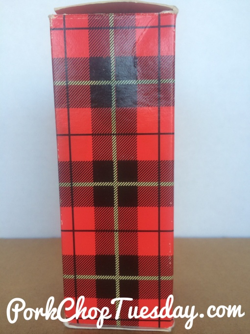 Plaid box