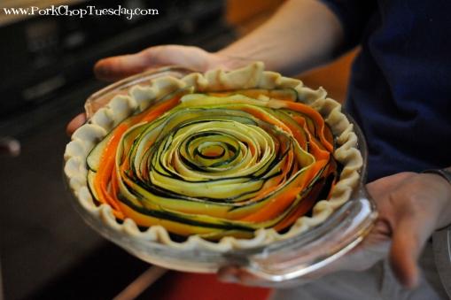 spiral vegetables