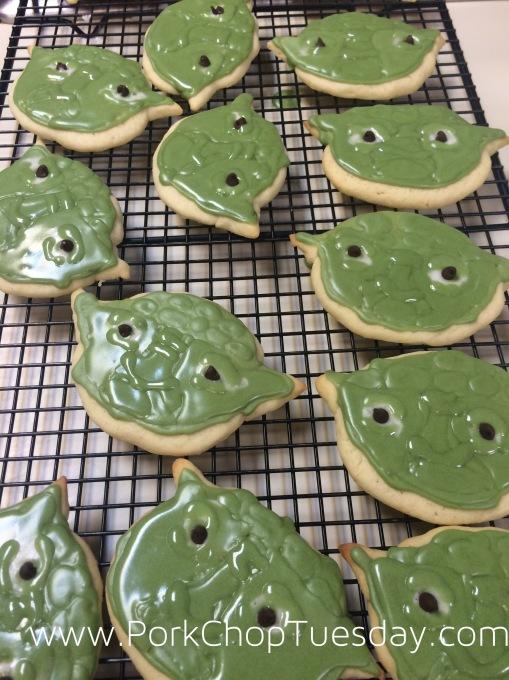 yoda cookies