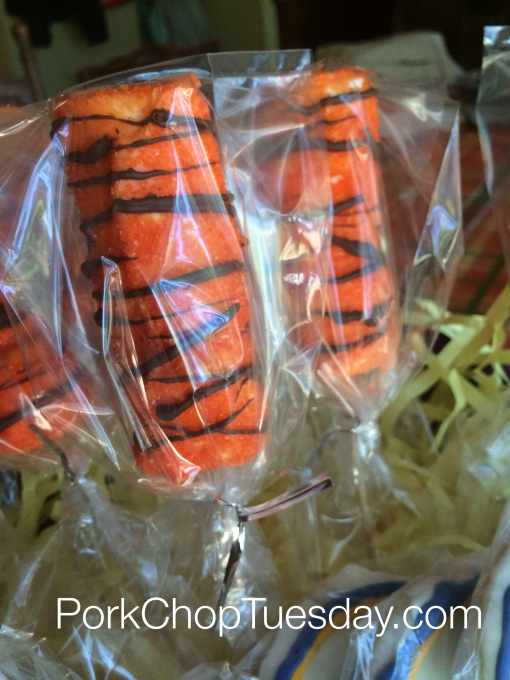 tiger tail treats