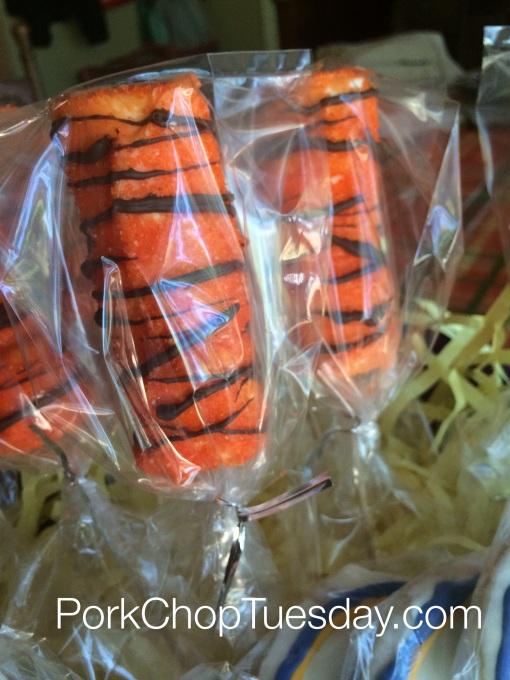 tiger tail treats