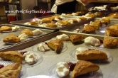trays of scones