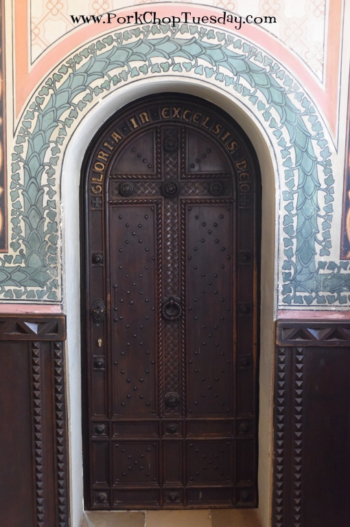 door-in-wartburg-castle