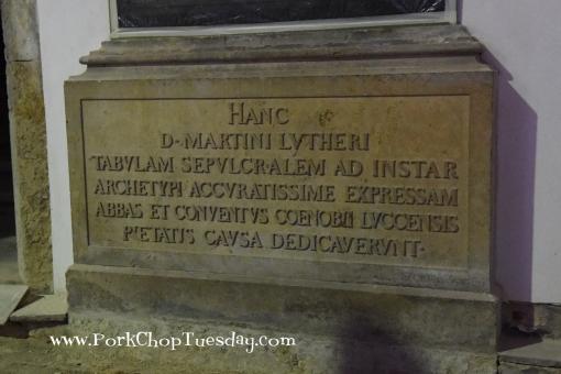 luthurs-grave