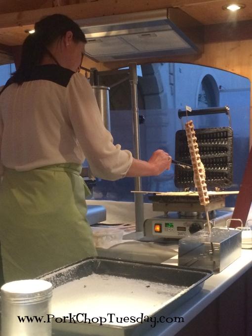 waffle-cart