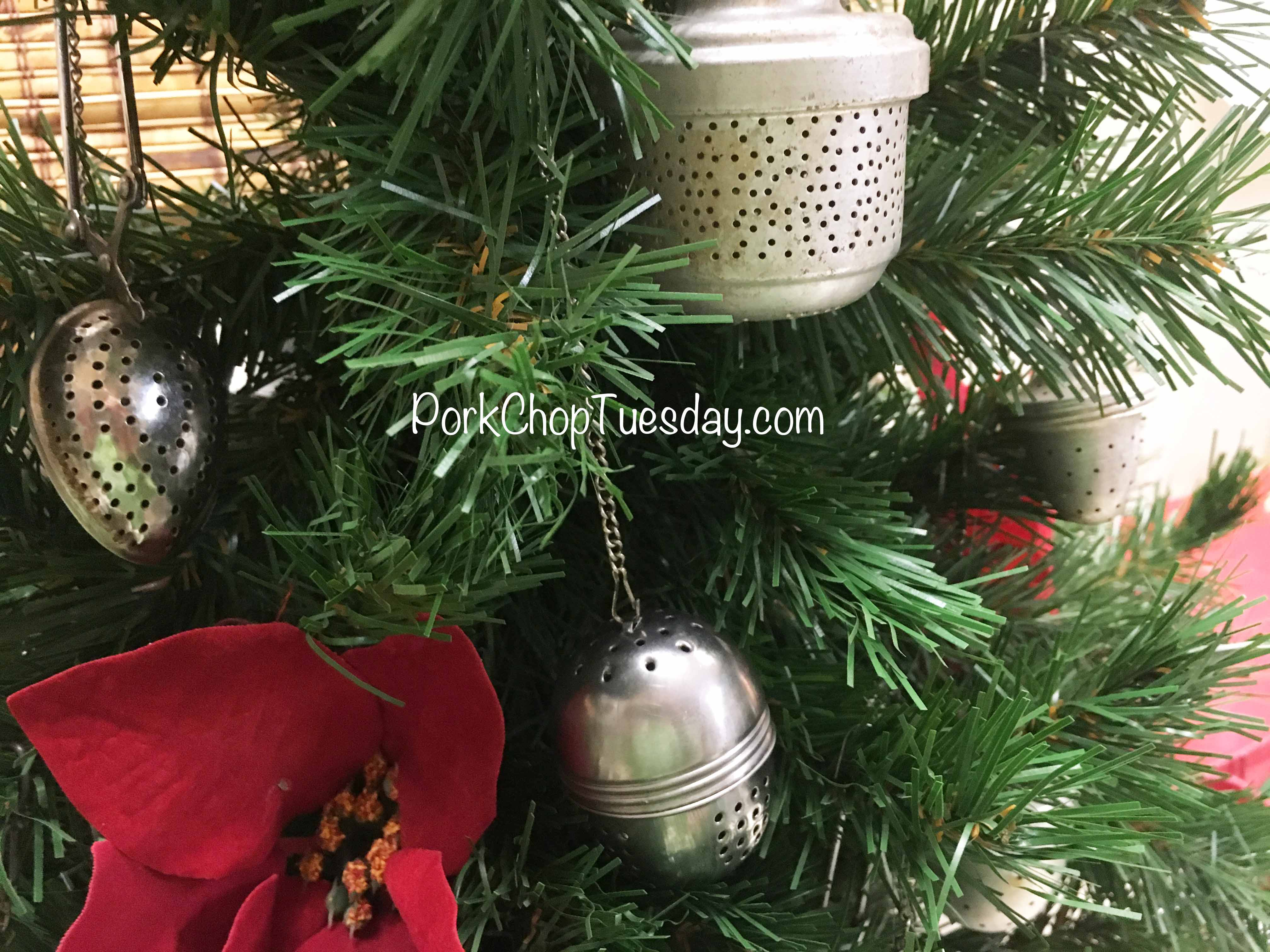 tea ball ornaments